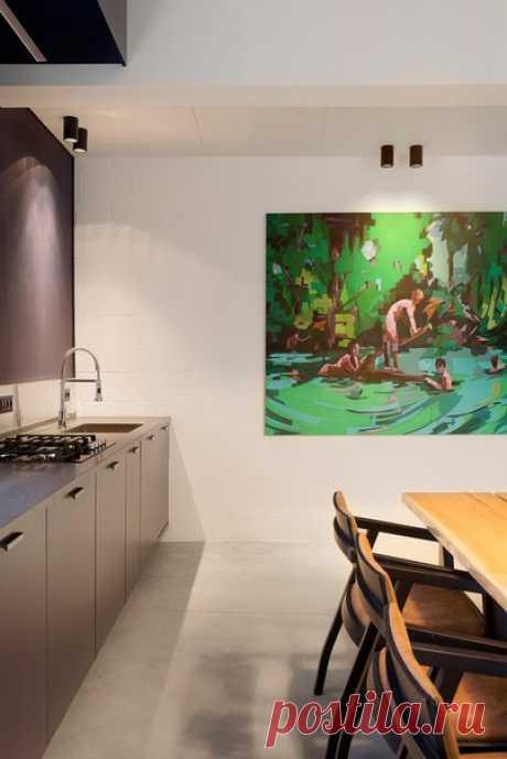 Дизайн проект обновления квартиры в Израиле