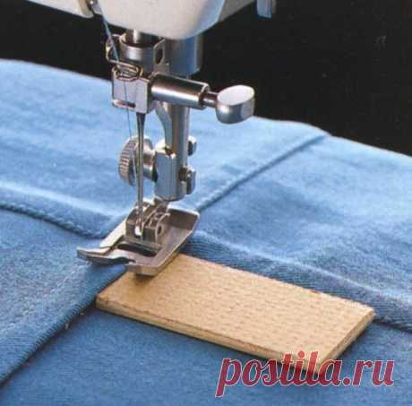 Полезные лайфхаки для шитья: подборка