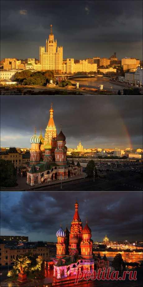 И всё-таки Москва прекрасна! / Туристический спутник