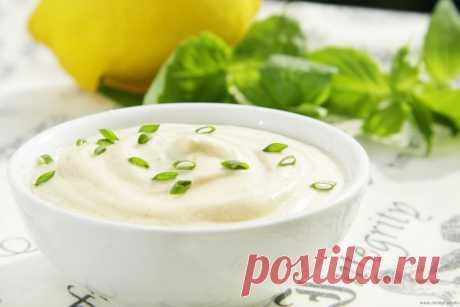 Вкусные и диетические соусы вместо майонеза | Здоровье Каждый День
