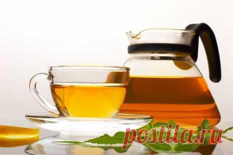 7 целебных рецептов успокаивающих чаев.