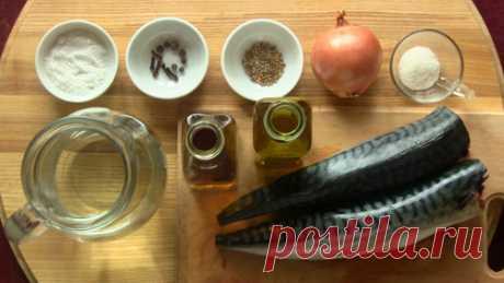 Скумбрия маринованная по домашнему Скумбрия маринованная рецепт по домашнему. Очень простой способ приготовления скумбрии в домашних... Читай дальше на сайте. Жми подробнее ➡