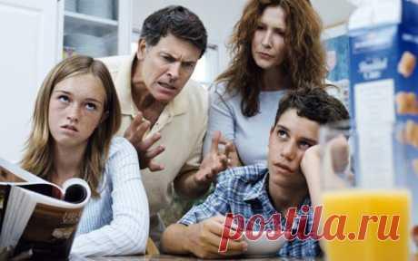 5 родительских вопросов, которые дико раздражают подростка