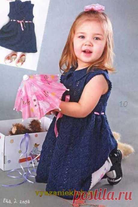 Para los niños hasta 3 años - el Catálogo de los ficheros - la Labor de punto para los niños