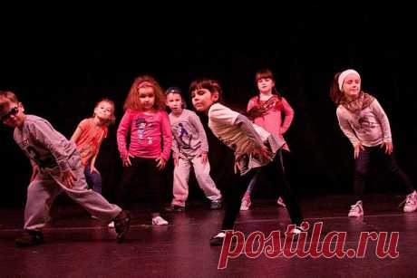 When to give children on dances and where?