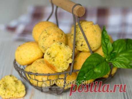 Проверенный рецепт приготовления соленого кукурузного печенья, шаг за шагом с фотографиями.