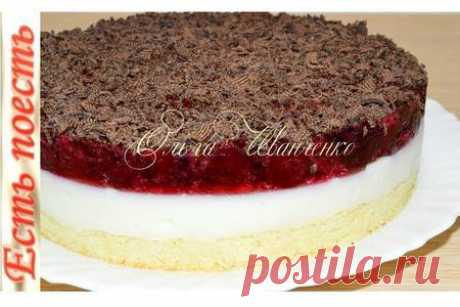 Вишнёвый тирольский пирог – пошаговый рецепт с фотографиями
