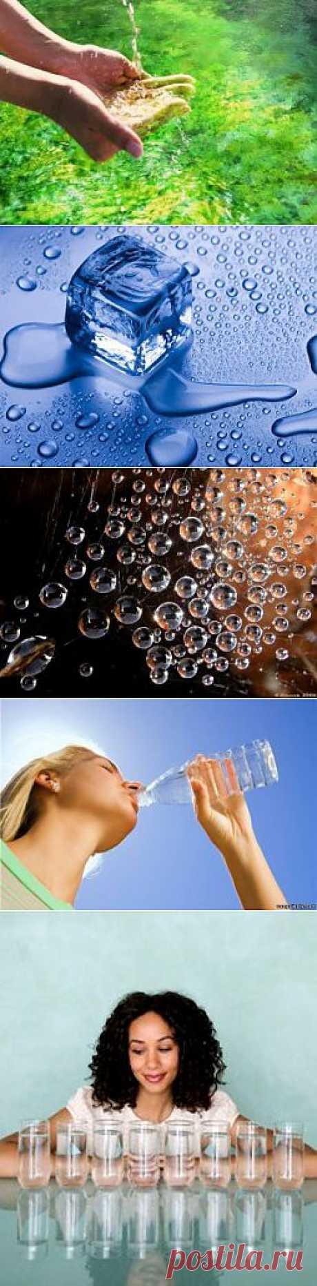 Сила и здоровье воды. | www.puls100.ru