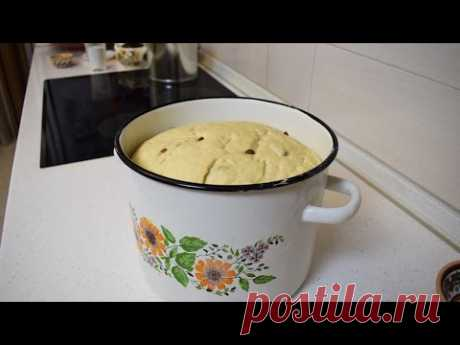 Not hardening yeast dough \/ Fast and thick crust for pastries