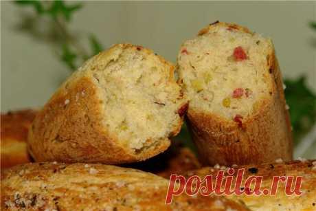 Багеты по-деревенски рецепт с фотографиями