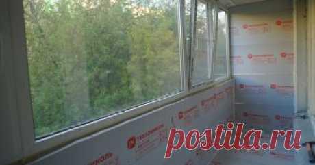 Как за 6 часов утеплить лоджию — идеи в Журнале Маркета Мастер Олег Степаньянц рассказал, как за 6 часов утеплить балкон.