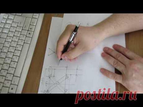 Складной верстак и программа для расчета его параметров