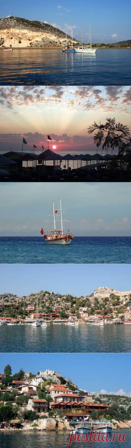 Манящее Средиземноморье...