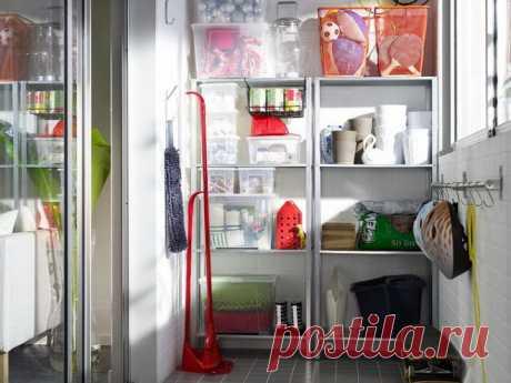 Где хранить вещи в маленькой квартире - фото-подборка идей для экономии пространства