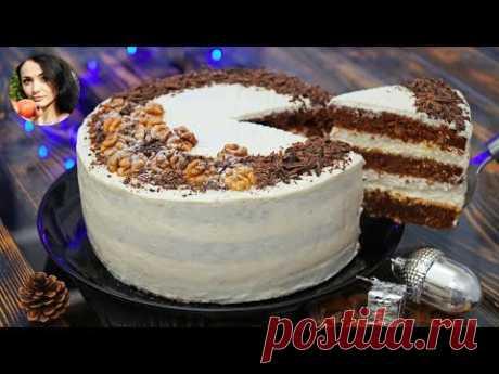 Торт ГАРМОНИЯ | Потрясающий Бюджетный Торт!!! | Кулинарим с Таней