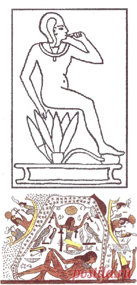 Как боги играли в шашки - (Мифы древнего Египта) - часть 1