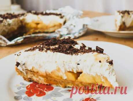 Если вы любите сладости… Что такое «Баноффи»? — Готовим дома