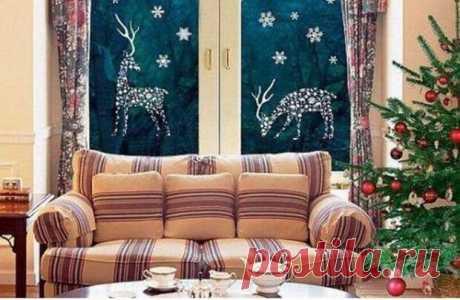 Праздничное настроение: как украсить окна на Новый год Чтобы создать дома новогоднее настроение, не нужно придумывать сложные комбинации — стоит... Читай дальше на сайте. Жми подробнее ➡