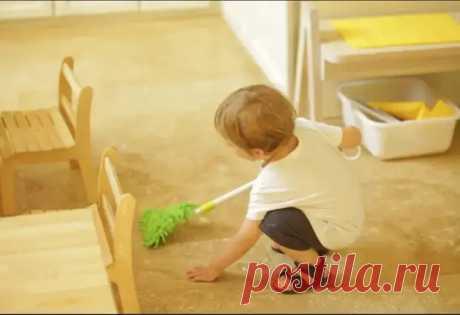 Вернуть няню на работу: дети мыли полы и унитазы - и что? - Медвежий угол - медиаплатформа МирТесен