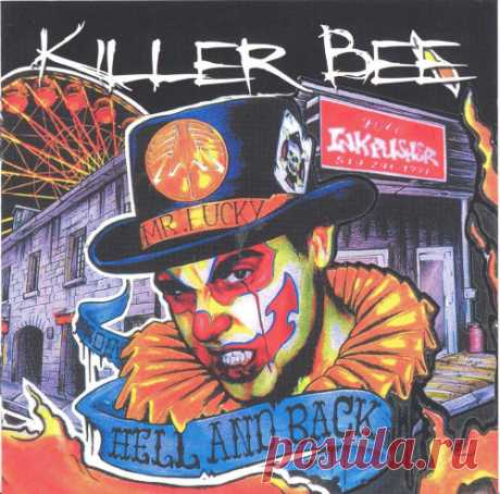 Killer Bee - From Hell And Back 2012