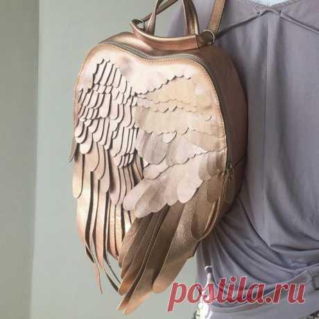Рюкзак - крылья