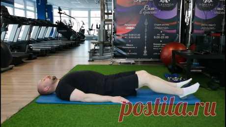 Какие упражнения делать пожилому человеку для здоровья коленей в домашних условиях | Геннадий Лянго | Яндекс Дзен