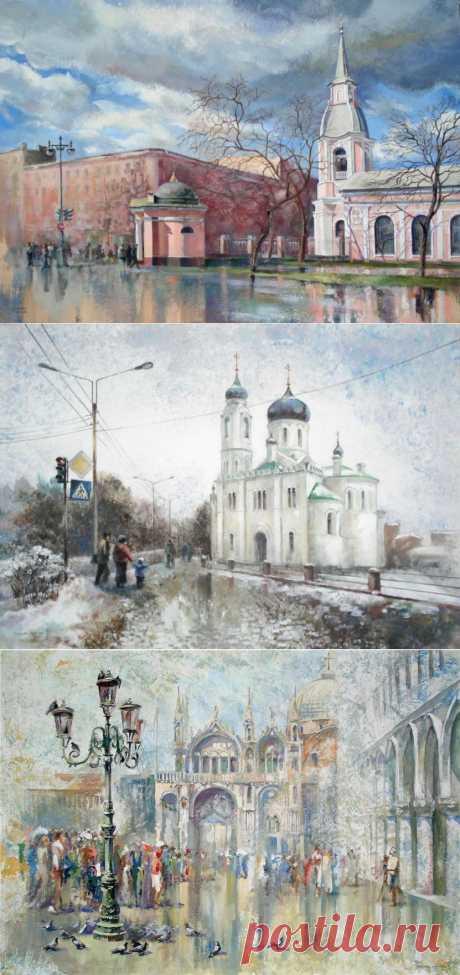Живопись Ольги Гавриковой