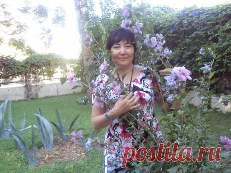 Анара Темирханова