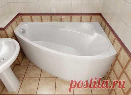 Разновидности современных ванн - Building online