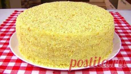 Предлагаю вам рецепт настоящего торта, который не нужно выпекать в духовке. Вам не понадобится печь капризный бисквит, хрупкое бизе или заварные коржи. Все очень просто, легко, доступно и безумно вкусно.