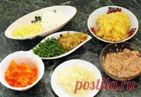 5 самых быстрых в приготовлении салатов