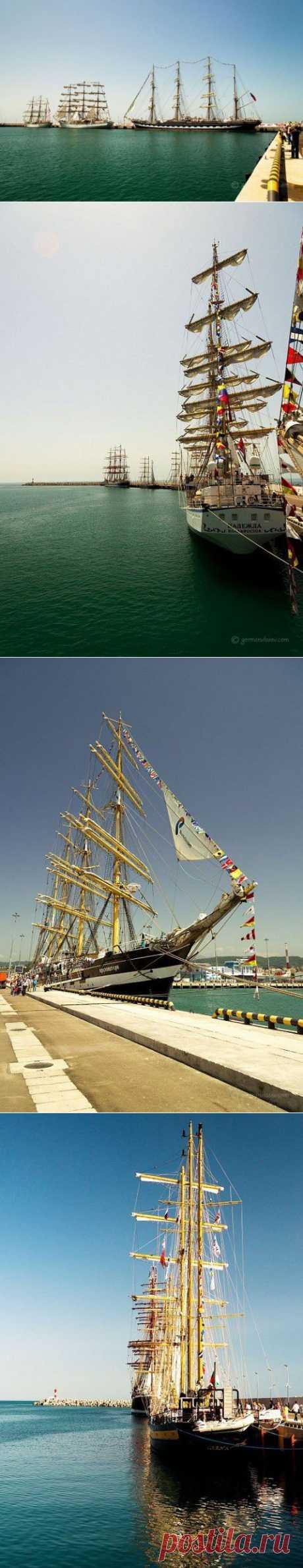(+1) тема - Фотовпечатления от Черноморской регаты | ЛЮБИМЫЕ