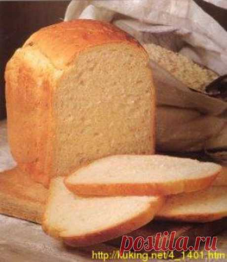 Recipes of bread in a pressure cooker