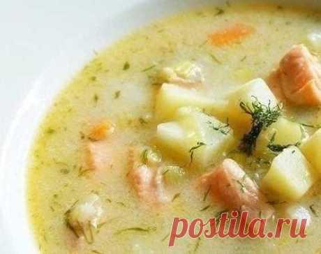 Рыбный суп На 100 грамм 56 калорий