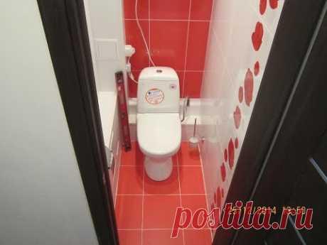 Design and repair of a toilet ceramics and plastic