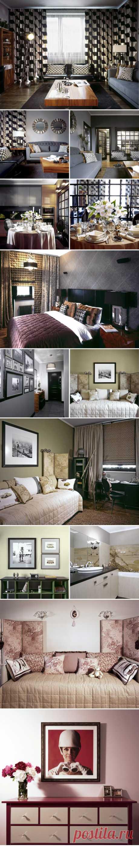 Московский Манхэттен | Westwing интерьер & дизайн