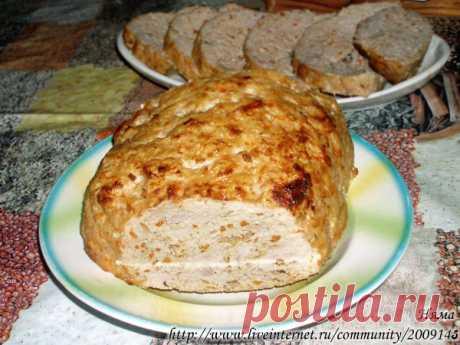 Мясной 'хлеб'