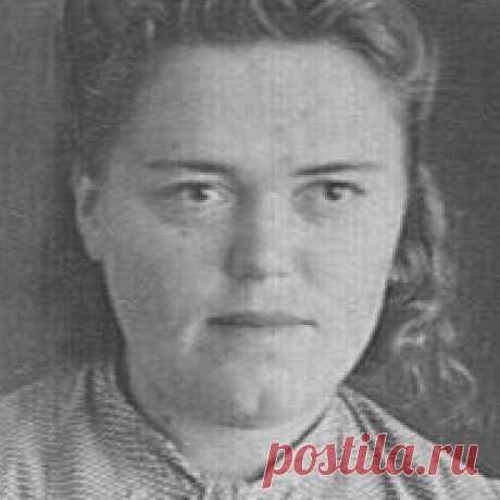 Валентина Проскурякова