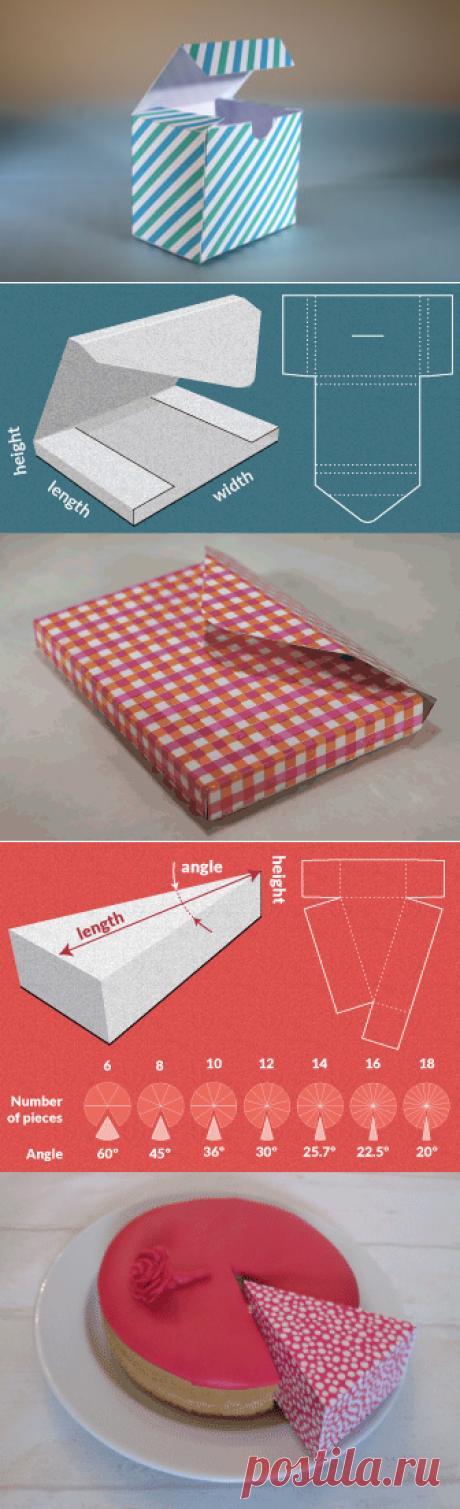 Мастер шаблонов Необходимо упаковать подарок нестандартной формы? Создай для него коробку! Измерь его, выбери шаблон и напечатай.