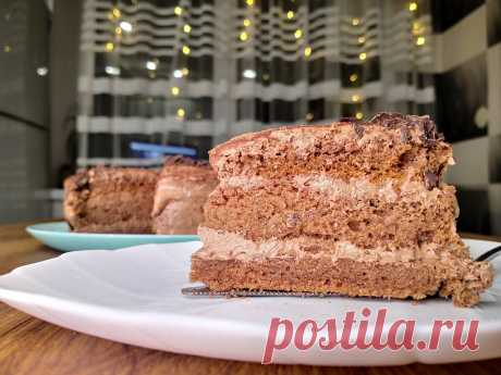 Идеальный трюфельный торт: секрет в тесте! | Вкусняшки от Оли | Яндекс Дзен