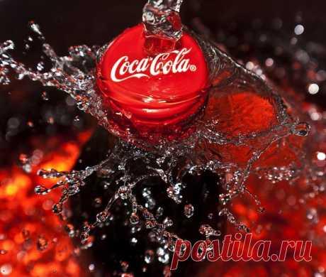 Ухаживаем Кока-Колой за волосами