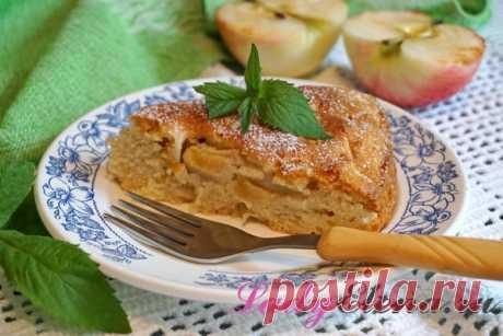 Самый простой яблочный пирог – ТОП 7 рецептов + видео