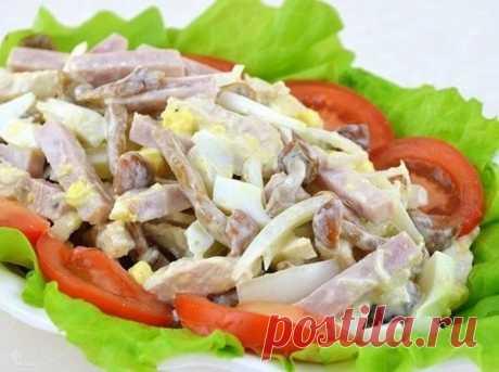 салат мужские грезы пошаговый рецепт с фото