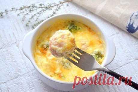 Рыбные фрикадельки в сливочном соусе — Sloosh – кулинарные рецепты