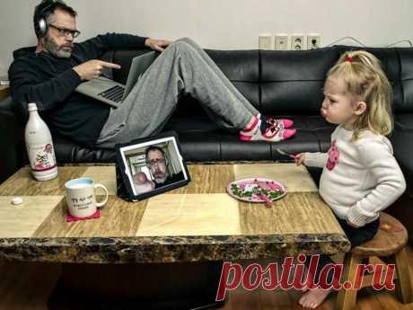 Умные дети в умном доме - Дизайн квартир с фото Vdizayne.ru