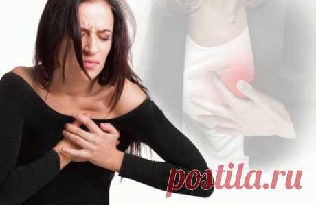 El infarto: la mayoría no sabe sus síntomas
