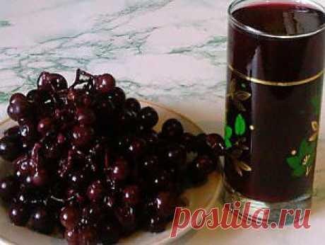 КОМПОТ ИЗ ВИНОГРАДА С МЯТОЙ. Виноградный компот с необычным ароматом мяты и лимона можно готовить как из отдельных ягодок без плодоножек, так и из целых гроздей.