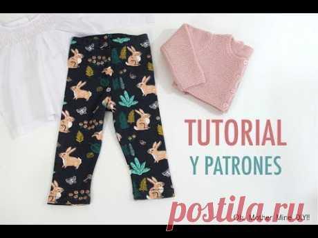 DIY Шить: Как сделать гамаши для девочек (образцы бесплатно)