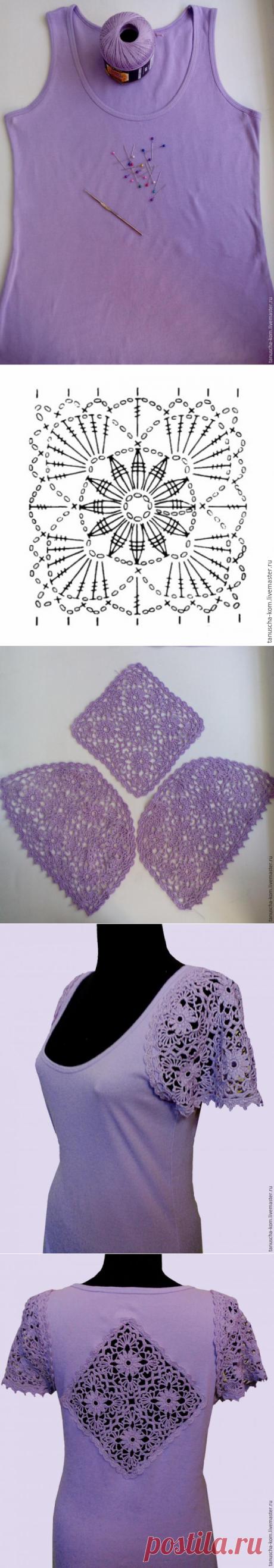 Вязание+ткань | Записи в рубрике Вязание+ткань | Дневник Ольга_Вяжет : Блоги на Труде
