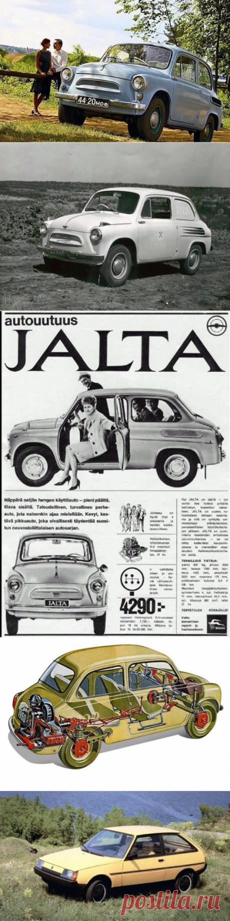 7 интересных фактов о самом маленьком советском автомобиле / Назад в СССР / Back in USSR